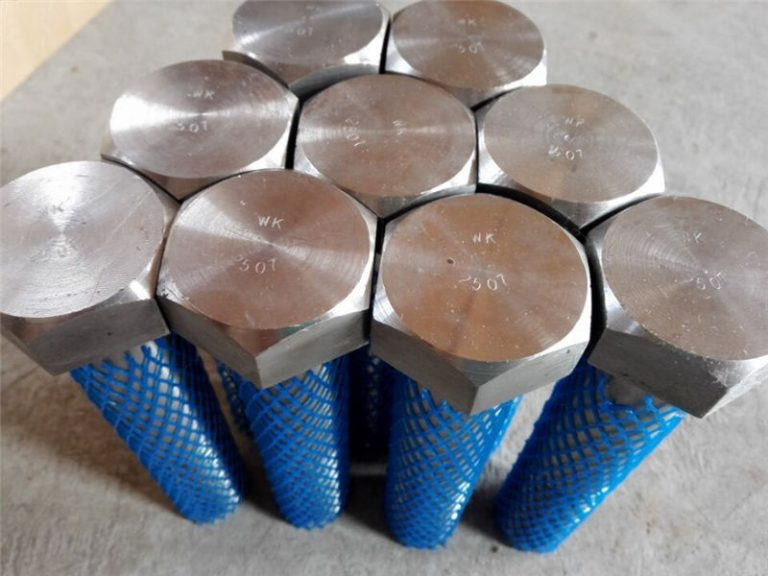 2507 mabigat na hex screws