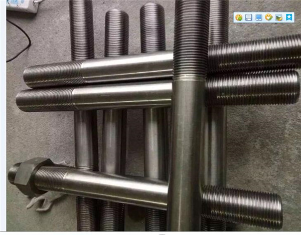 inconel 625 thread rod / round bar