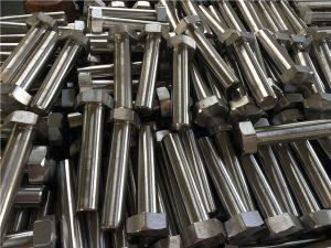 No.100 Professional A-286 haluang metal bolt para sa mga wholesales