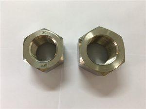 No.111-Paggawa nikel haluang metal A453 660 1.4980 hex nuts