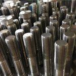 hex bolts iso4014 kalahating thread a193 b8, b8m, b8t, b8c ss fastener