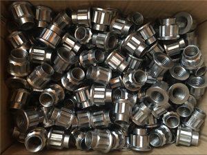 No.2-Custom na fastener M20 17-4PH flange nut, mataas na temperatura na haluang metal 630
