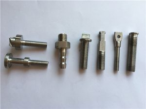 No.40-Titanium Gold CNC Machine Bisikleta Bolt
