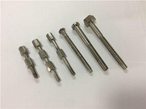 No.41-CNC titanium machine bahagi bolt at nut