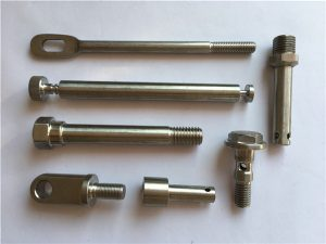 No.42-recision Stainless Fasteners CNC Ang pag-on ng mga fastener ng metal