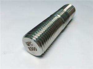 No.62-Monel K500 sinulid na pamalo