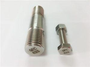 No.71-625 mga inconel na fastener sa nikel