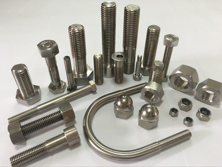 haluang metal na mga fastener ng bakal mula sa nangungunang tagagawa