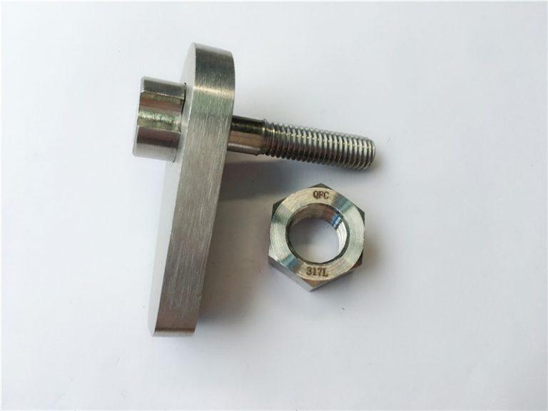 pasadyang cnc lathe non standard na mga fastener