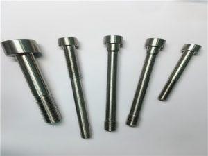pasadyang phillips slotted cylindrical head dowel bar pin fastener na may butas