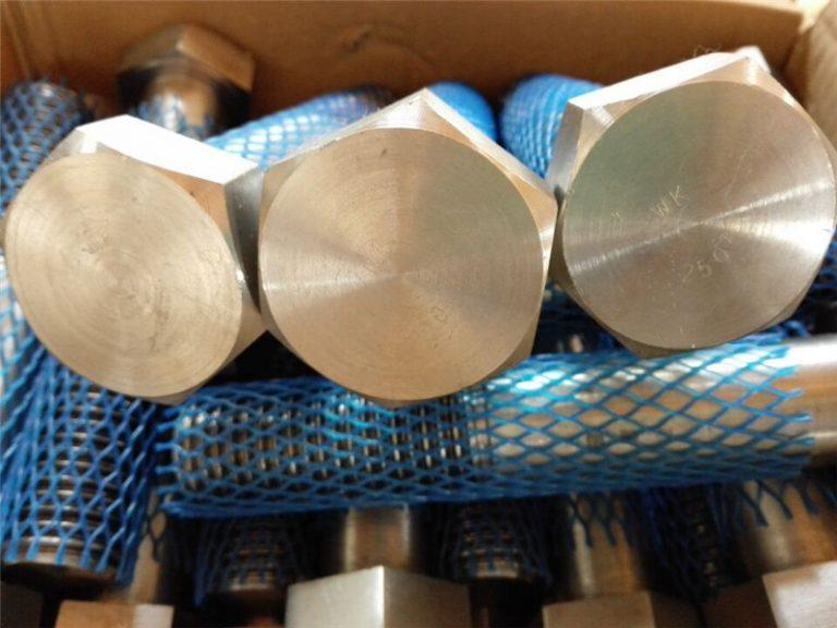 malaking supply mechanical fasteners mataas na srenght mabigat na hex bolt at nut